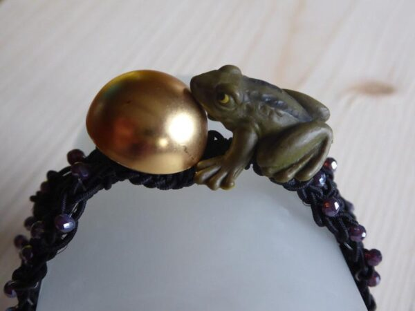 Armband Froschkönig